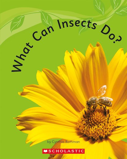 What Can Insects Do?