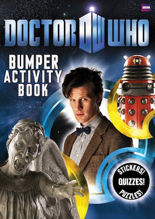 Doctor Who Bumper Activity Book