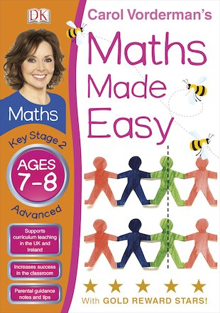 Maths Made Easy: Advanced (Ages 7-8)