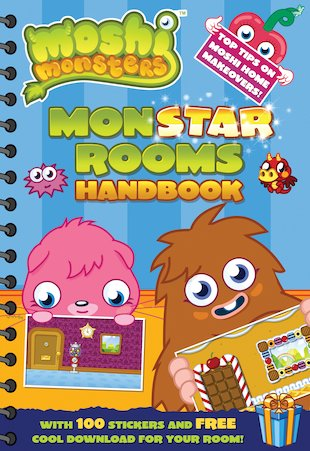 Moshi Monsters: MonStar Rooms Handbook