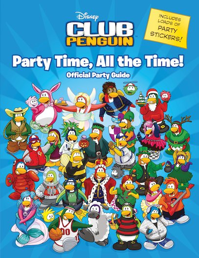 Club Penguin: Party Time, All the Time!