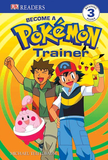 Become a Pokémon Trainer