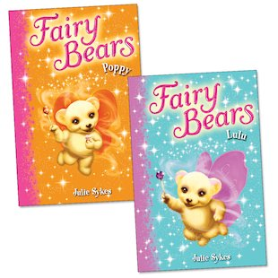Fairy Bears Pair: Lulu and Poppy
