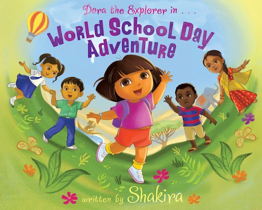 Dora: World School Day Adventure