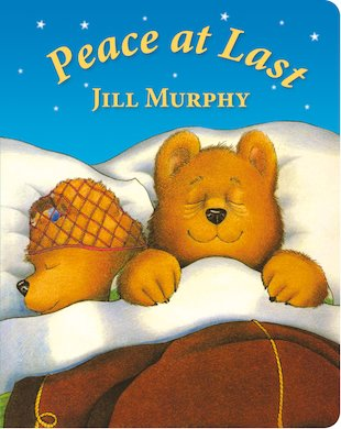 Peace at Last (Board Book)
