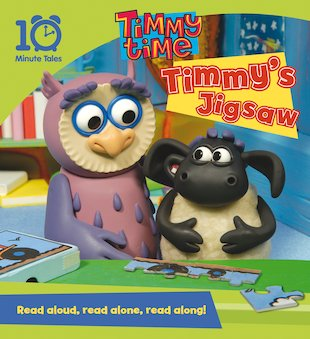 Timmy Time: Timmy's Jigsaw