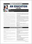 An Education: Resource Sheet & Answers (6 pages)