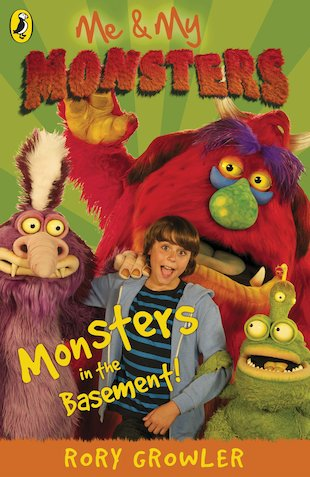 Me and My Monsters: Monsters in the Basement