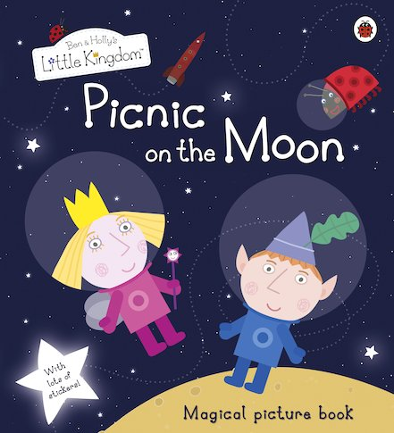 Ben and Holly's Little Kingdom: Picnic on the Moon