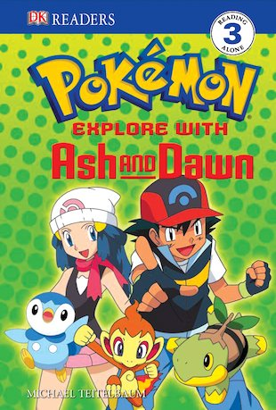 Pokémon: Explore with Ash and Dawn