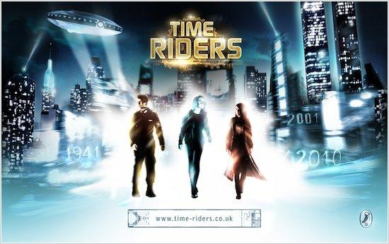 TimeRiders Wallpaper