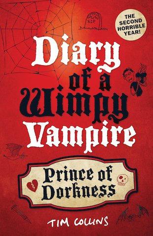 Diary of a Wimpy Vampire: Prince of Dorkness