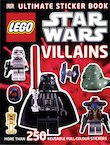LEGO Star Wars: Villains Ultimate Sticker Book
