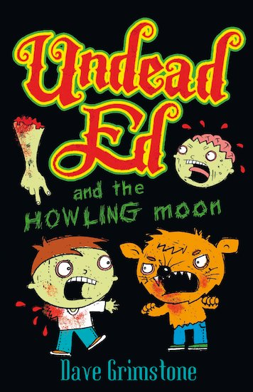Undead Ed and the Howling Moon