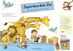 Supermarket Zoo activity pack (2 pages)