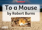 'To a Mouse' poem by Robert Burns