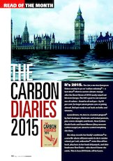 The Carbon Diaries 2015 (review) - ResearchGate