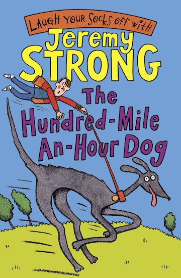 The Hundred-Mile-An-Hour Dog x 6