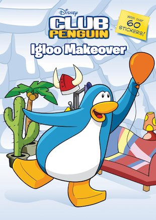 Club Penguin: Igloo Makeover
