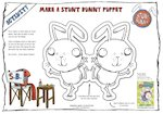 Stunt Bunny Teacher Resources (2 pages)