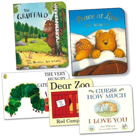 Board Book Favourites Pack