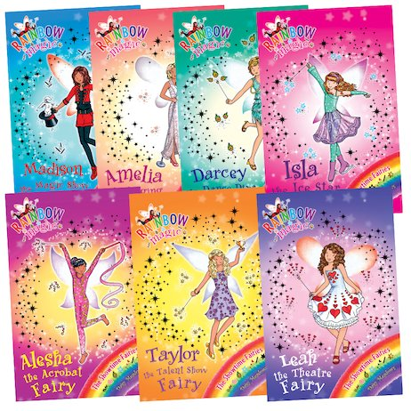 Rainbow Magic: Showtime Fairies Pack