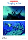 Sleeping ships – photo poster