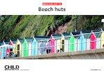 Beach huts (1 page)