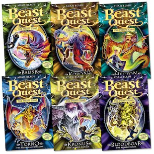 Beast Quest: Series 8 Pack
