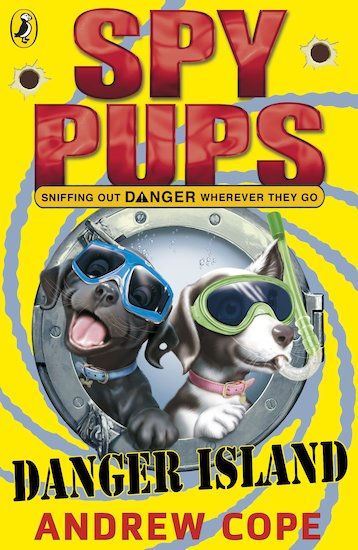 Spy Pups: Danger Island