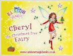 Cheryl the Christmas Fairy wallpaper