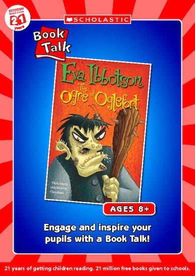 Book Talk - The Ogre of Oglefort