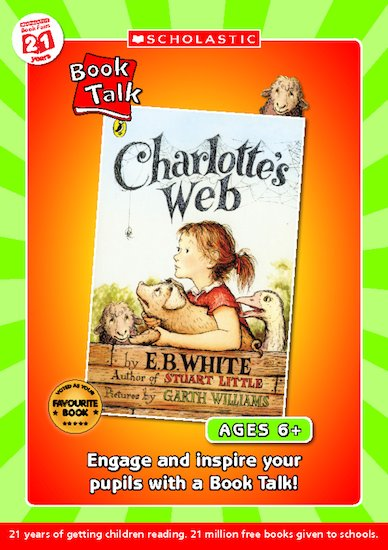 Book Talk - Charlotte's Web
