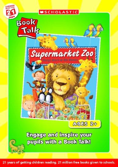 Book Talk - Supermarket Zoo