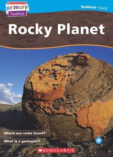 Earth and Space - Rockhound Lesson Cards