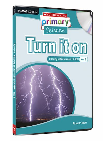 Technology and Structures - Turn It On! Planning and Assessment CD-ROM
