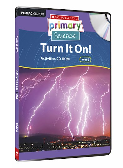 Technology and Structures - Turn It On! Activities CD-ROM