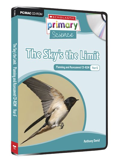 Matter and Energy - The Sky's the Limit Planning and Assessment CD-ROM