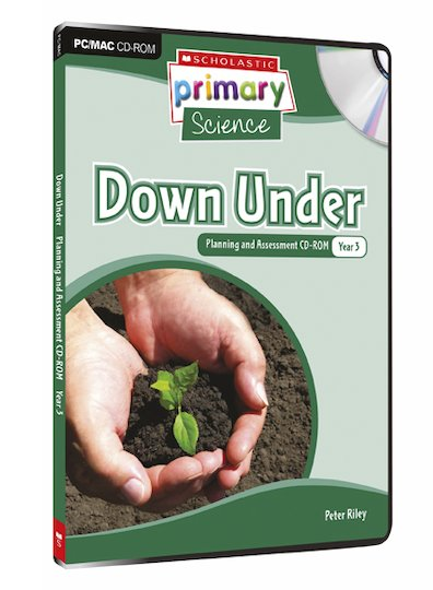 Earth and Space - Down Under Planning and Assessment CD-ROM