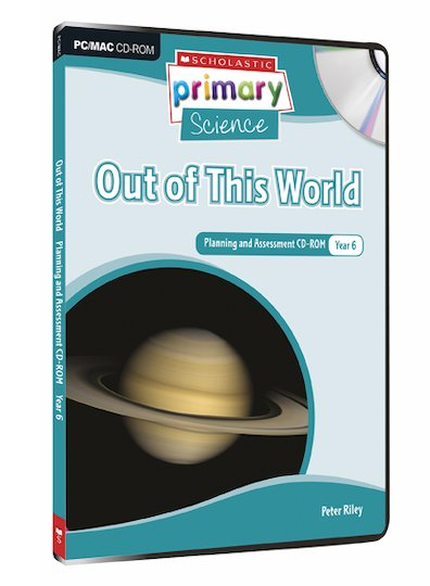 Earth and Space - Out of This World Planning and Assessment CD-ROM
