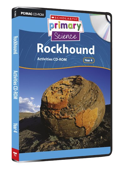 Earth and Space - Rockhound Activities CD-ROM