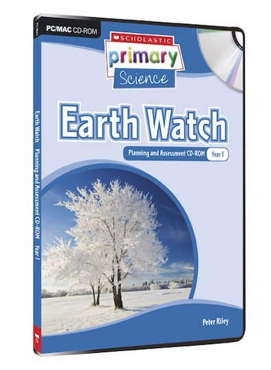 Earth and Space - Earth Watch Planning and Assessment CD-ROM