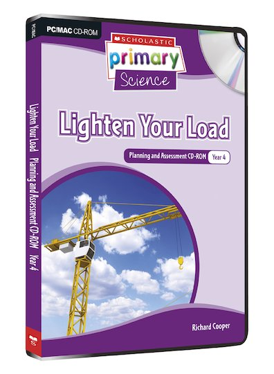 Technology and Structures - Lighten Your Load Planning and Assessment CD-ROM
