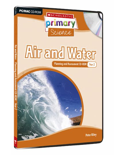 Earth and Space - Air and Water Planning and Assessment CD-ROM