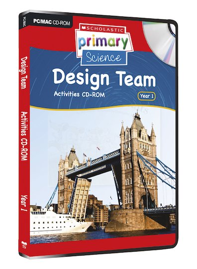 Technology and Structures - Design Team Activities CD-ROM