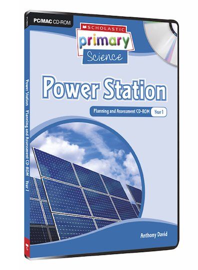 Matter and Energy - Power Station Planning and Assessment CD-ROM