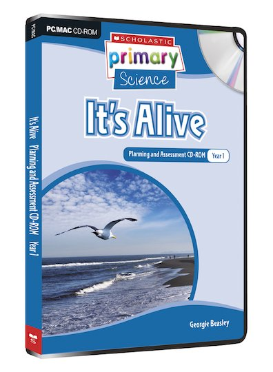 Living Organisms - It's Alive Planning and Assessment CD-ROM