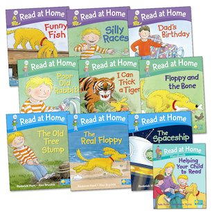Read at Home Bumper Pack