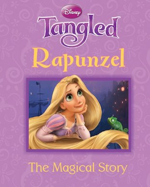 Tangled: Rapunzel - The Magical Story