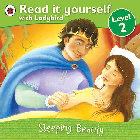 Read It Yourself: Sleeping Beauty